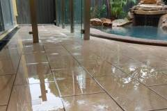 Brisbane Oasis Pool Landscaping