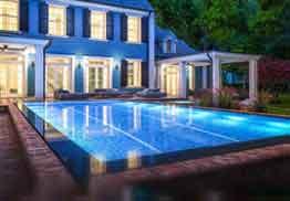 Swimming pools & designs
