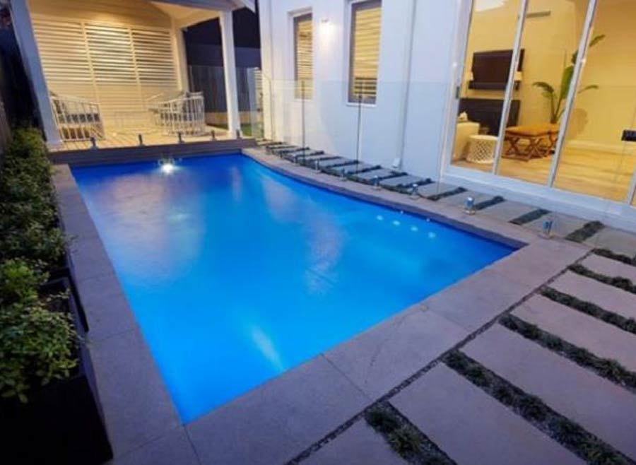 Swimming Pool Landscaping Brisbane